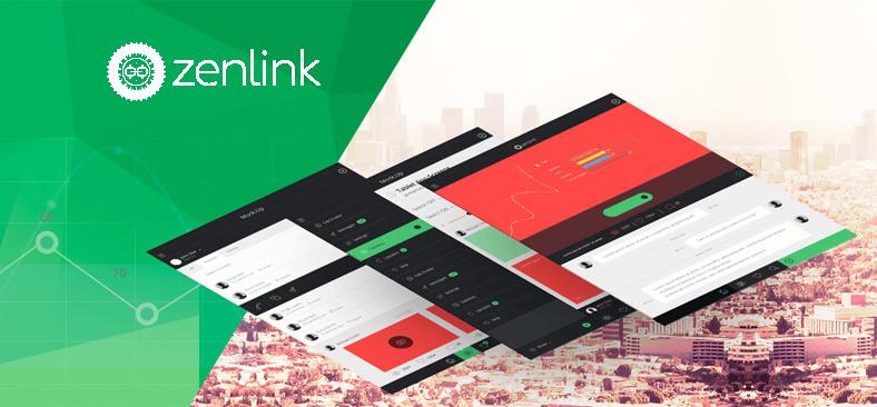 Сервис естественного продвижения сайтов — «Zenlink»